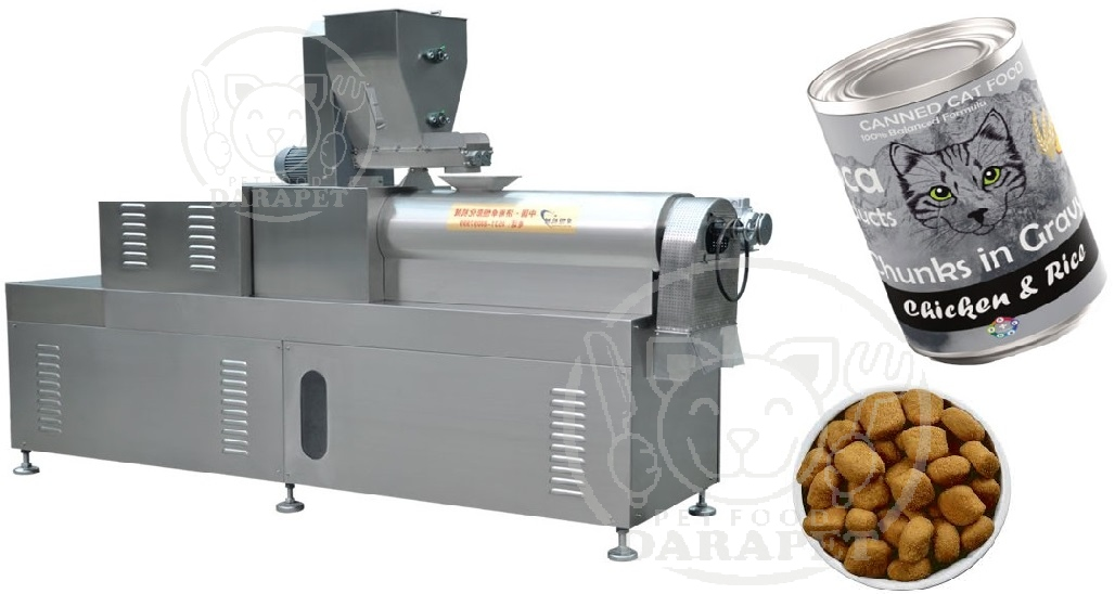 تولیدی غذا گربه پرشین