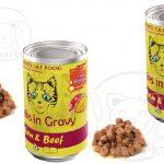 صادرات کنسرو غذا بچه گربه