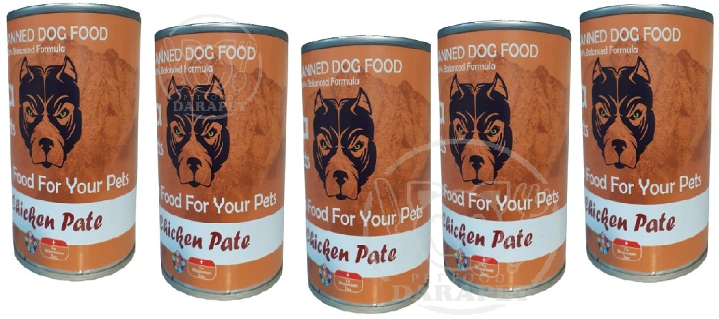 فواید استفاده از کنسرو غذا سگ ایرانی