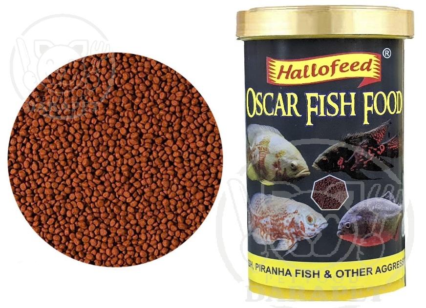 بررسی کیفیت غذا ماهی گوشتخوار آکواریومی