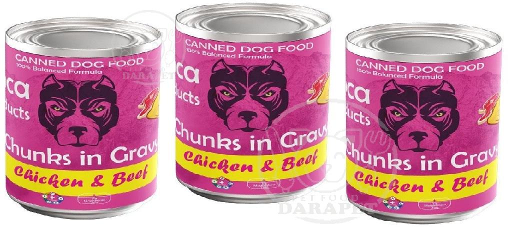 تولید کننده کنسرو غذا سگ ایرانی