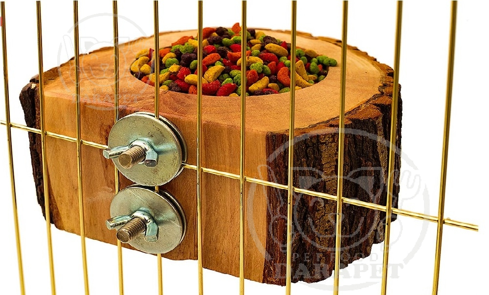 عرضه کننده غذا پرندگان خانگی