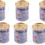 صادرات کنسرو سگ 400 گرمی