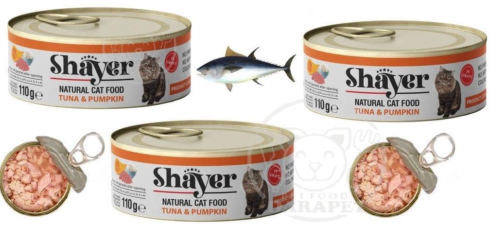 تولید عمده کنسرو گربه با طعم تن