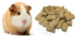 تولید انواع غذا خوکچه هندی