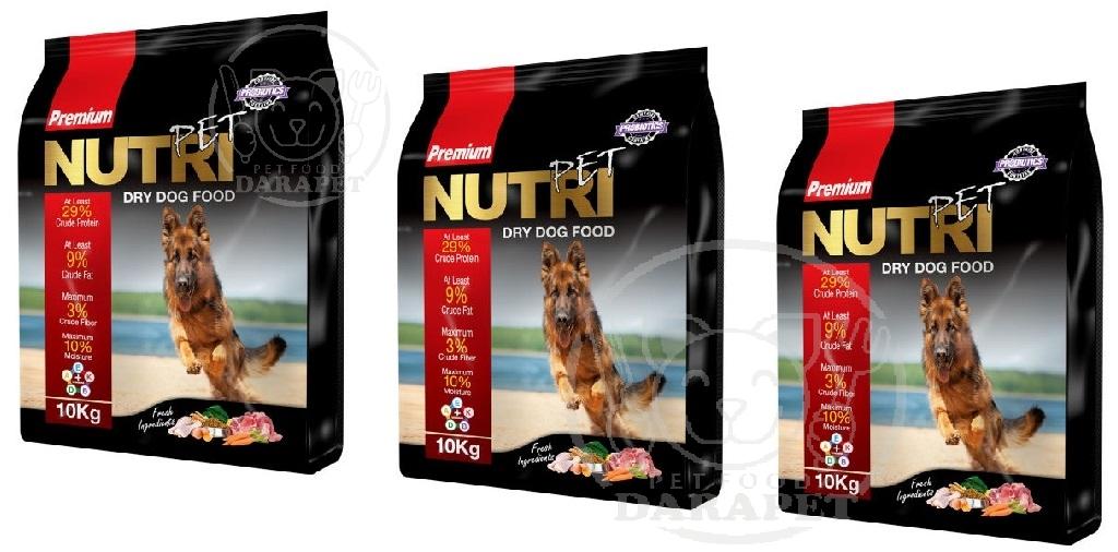 توزیع کننده غذای خشک 10 کیلویی برای سگ