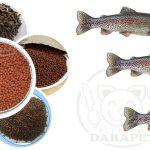 کارخانه تولید خوراک پرواری برای ماهی قزل آلا