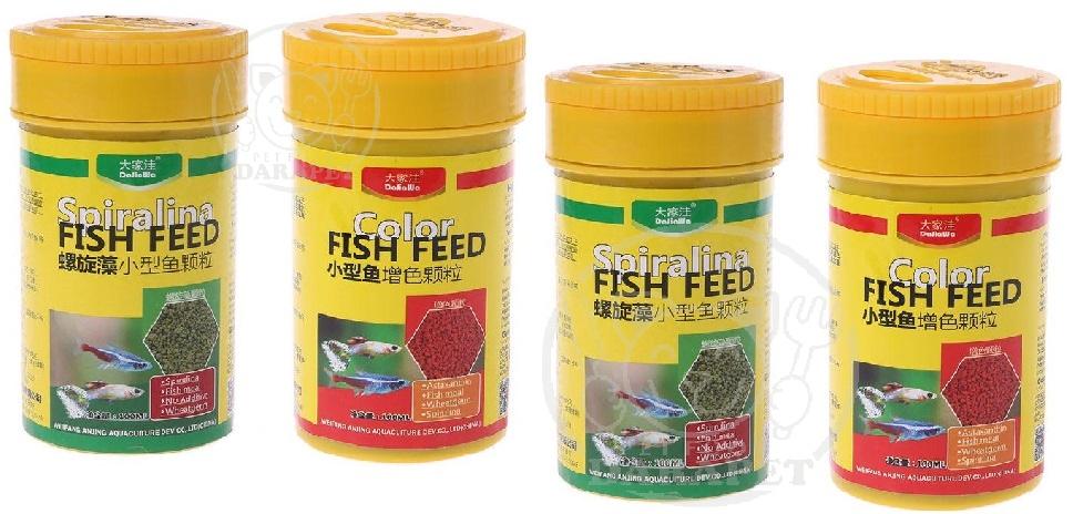 فروشنده عمده غذای گرانولی مخصوص ماهی
