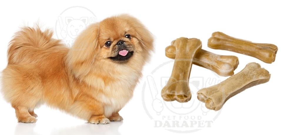 بررسی کیفیت غذای تشویقی سگ 70 گرمی