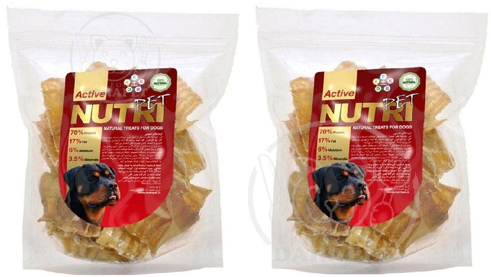 ترکیبات تشویقی سگ چیپسی